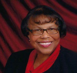 Hazel Storey, Treasurer